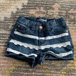 Cat & Jack Baby Denim Shorts